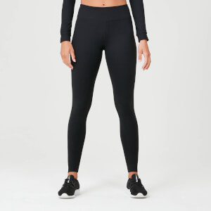 Myprotein Power Leggings - Black