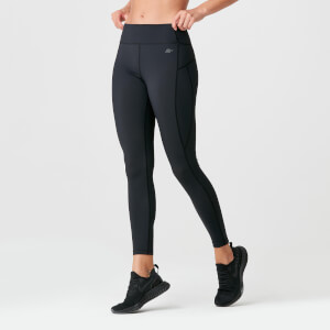 Myprotein Pro Tech Air Leggings - Black