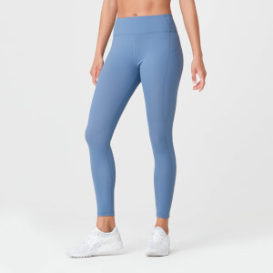 Pro Tech Air Leggings - Thunder Blue
