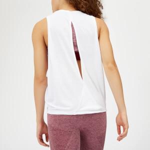 Myprotein Jump Vest - White