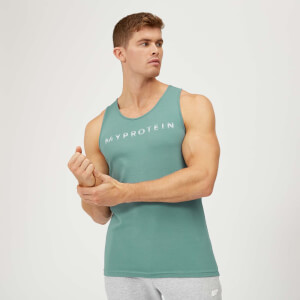 Myprotein The Original Tank Top - Airforce Blue