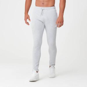 Tru-Fit Slim Fit Joggers - Grey Marl