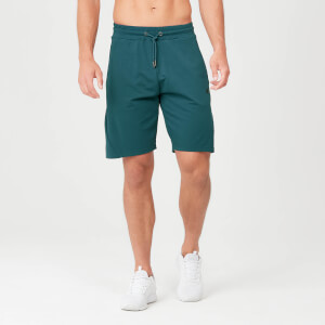 Form Sweat Shorts - Petrol Blue