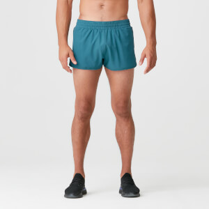 Boost Shorts - Petrol Blue