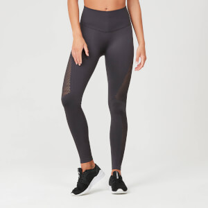 MP Shape Seamless Leggings - Slate Grey