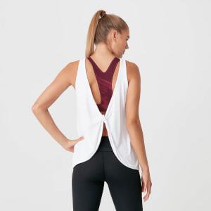 Charm Vest - White