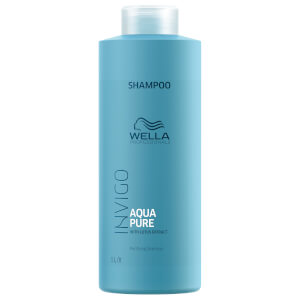 Wella Professionals Care Invigo Balance Aqua Pure Purifying Shampoo 1000ml