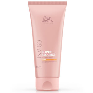 Wella Professionals Care INVIGO Blonde Recharge Color Refreshing Conditioner - Warm Blonde 200ml