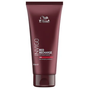 Wella Professionals Care INVIGO Red Recharge Color Refreshing Conditioner - Red 200ml