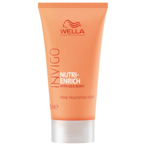 Wella Professionals Invigo Nutri-Enrich Deep Nourishing Mask 30ml