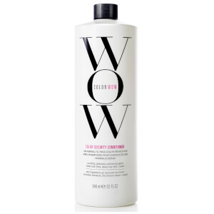 Color WOW Color Security balsamo per capelli colorati normali e spessi 1000 ml