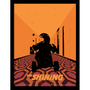 The Shining (Corridor) Framed 30 x 40cm Print