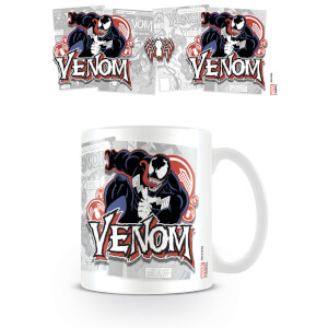 Marvel Venom Comics Cover mok
