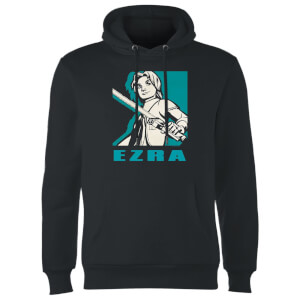 Sudadera Star Wars Rebels Ezra - Negro