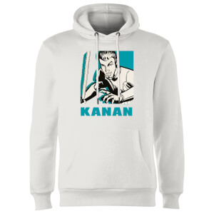 Sudadera Star Wars Rebels Kanan - Blanco