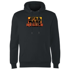 Sudadera Star Wars Rebels Logo - Negro