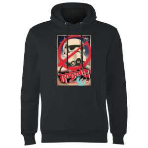 Sudadera Star Wars Rebels Poster - Negro