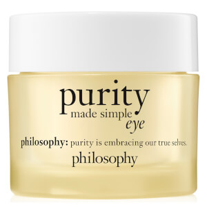 Gel de Olhos Purity da philosophy 15 ml