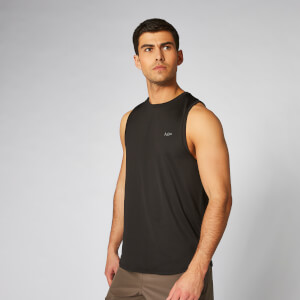 Myprotein Dry-Tech Infinity Tank Top - Black