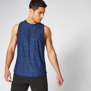 Myprotein Dry-Tech Infinity Tank Top - Marine Marl