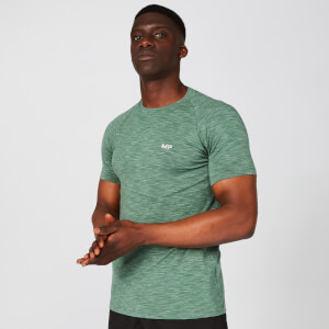 Myprotein Performance T-Shirt - Dark Green Marl