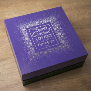 Mixed Spirits Advent Calendar Box