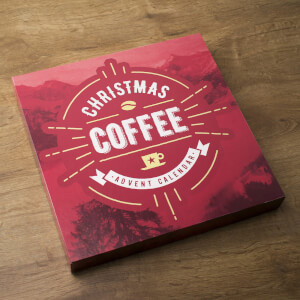 Coffee Advent Calendar Box