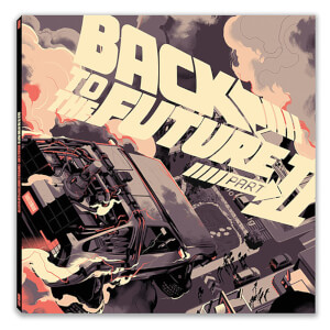 Mondo Back To The Future Part II (Score) - Original Soundtrack 2xLP