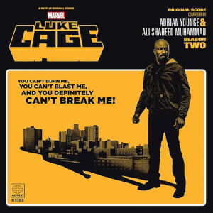 Marvels Luke Cage - Season Two - Originele Soundtrack 2lp