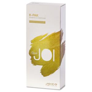 Joico K-PAK Gift Pack Shampoo 300ml and Conditioner 300ml (Worth £30.50)