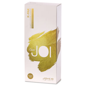 Joico K-PAK Gift Pack Shampoo 300ml and Intense Hydrator 250ml