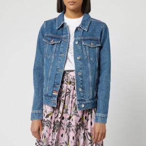 d64ed6cc6a Rails Women s Knox Studded Denim Shirt Jacket with Studs - Medium ...