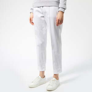 KENZO Women's Tailored Jogpant - White