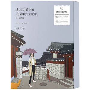 Skin79 Seoul Girl's Beauty Secret Mask - Moisturizing (1 Piece)