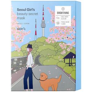 Skin79 Seoul Girl's Beauty Secret Mask - Brightening (1 Piece)