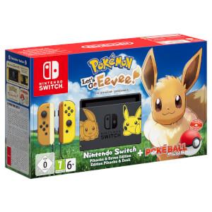Nintendo Switch Pokémon: Let's Go, Eevee! Edition