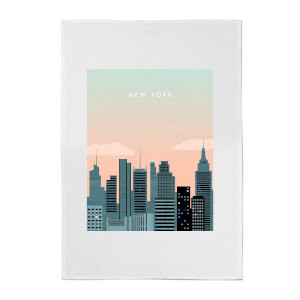 New York Cotton Tea Towel