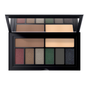 Paleta de Sombras Cover Shot da Smashbox - Smoky