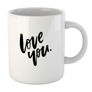 PlanetA444 Love You Mug
