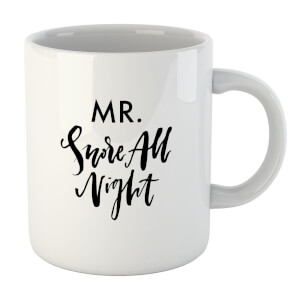 PlanetA444 Mr. Snore All Night Mug