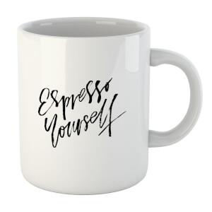 PlanetA444 Espresso Yourself Mug