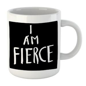 Rock On Ruby I Am Fierce Mug