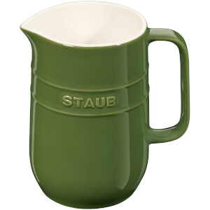 Staub Ceramic Round Pitcher - Basil