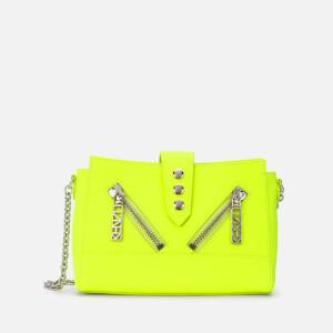 KENZO Women's Kalifornia Mini Shoulder Bag - Lemon