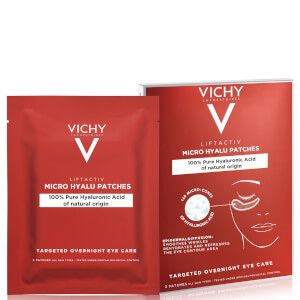 Vichy LiftActiv Hyalu Eye Patches -silmälaput