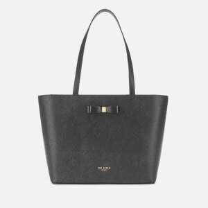 Ted Baker Women's Jjesica Bow Detail Shopper Bag - Black
