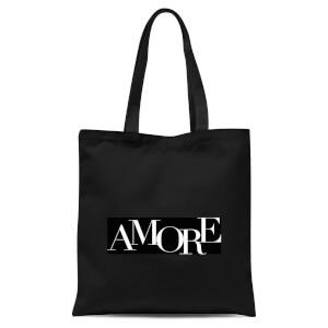 PlanetA444 Amore Tote Bag - Black
