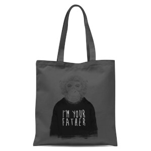 Balazs Solti I'm Your Father Tote Bag - Grey