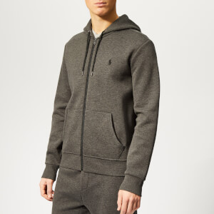 Polo Ralph Lauren Men's Double Knit Tech Hoody - Windsor Heather