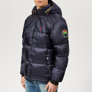 Polo Ralph Lauren Men's Jackson Down Jacket - Newport Navy